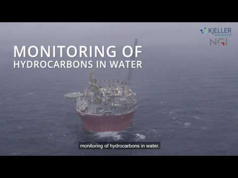 Improved offshore environmental monitoring