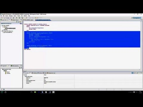 IIB 9 Tutorial Simple Flow MQ2MQ part 1