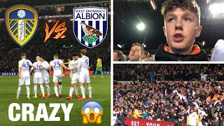 """Leeds vs West Brom *VLOG* """" ITS LIKE A BLOODY ZOO"""""""