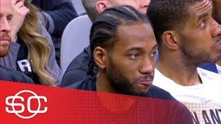 Woj: Spurs hope to repair 'fractured relationship' with Kawhi Leonard   SportsCenter   ESPN