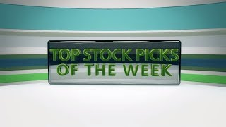 Top Stock Picks for the Week of December 11th
