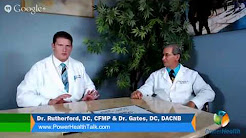 Pyridoxine (B6) Neuropathy | Dr. Martin Rutherford | Dr. Randall Gates | Power Health Talk