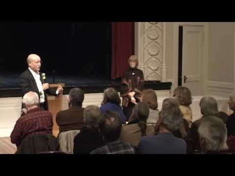 Jeremy Rifkin - Empathic Civilization - Q&A (10 of 10) Empathy Documentary