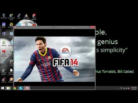 Solution: How to fix FIFA 14 not Starting Problem on Windows 8 & 8.1!!!