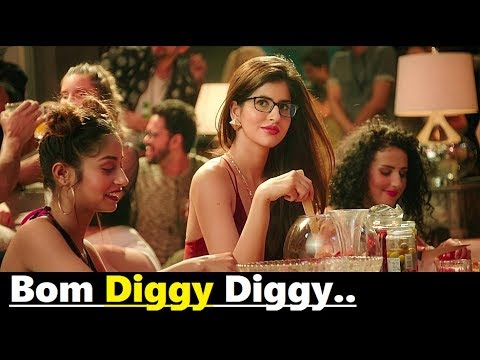 Bom Diggy Diggy: Zack Knight | Jasmin Walia | Sonu Ke Titu Ki Sweety | Lyrics | Latest Song 2018