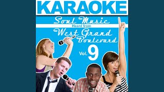 You Beat Me to the Punch (Karaoke Version)