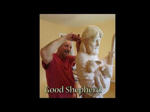 Carving Good Shepherd