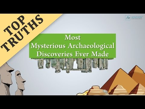 Mysterious Archaeological Discoveries (Top Truths)