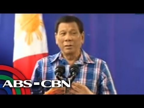 The World Tonight: Duterte says willing to talk peace with Reds anew