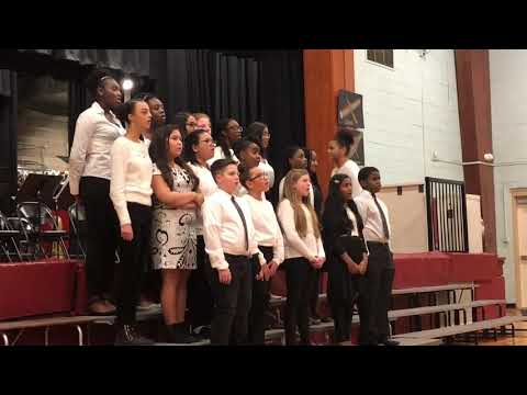 "Menands School Chorus ""For Good"""