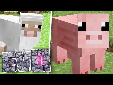 OUR NEW FRIENDS!! - Minecraft Evolution SMP