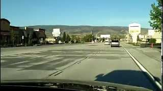 Driving in Reno,Nevada