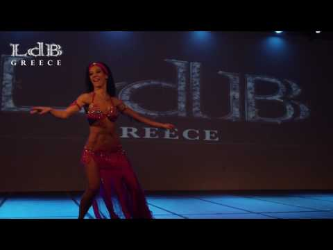 Belly Dance performance by Barbara Georgiou