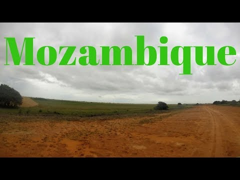 Mozambique travel video - travel blog