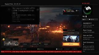Cod blackout. Scottish cod players. Live stream. Black ops 4.