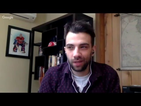 Jay Baruchel‏ dishes 'Man Seeking Woman' and Dragons