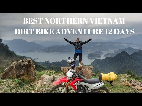 Untouched Single Tracks, Trails, River Crossing, Bamboo, Wooden Bridges - Best Northern Vietnam