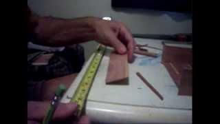 Cedar Jewelry Box, How To