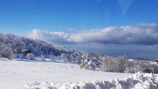 2017 Yılının Son Kar Yürüyüşü