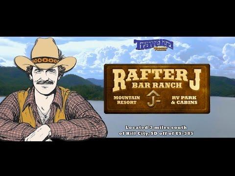 Rafter J Bar Ranch | Black Hills: Hill City, South Dakota