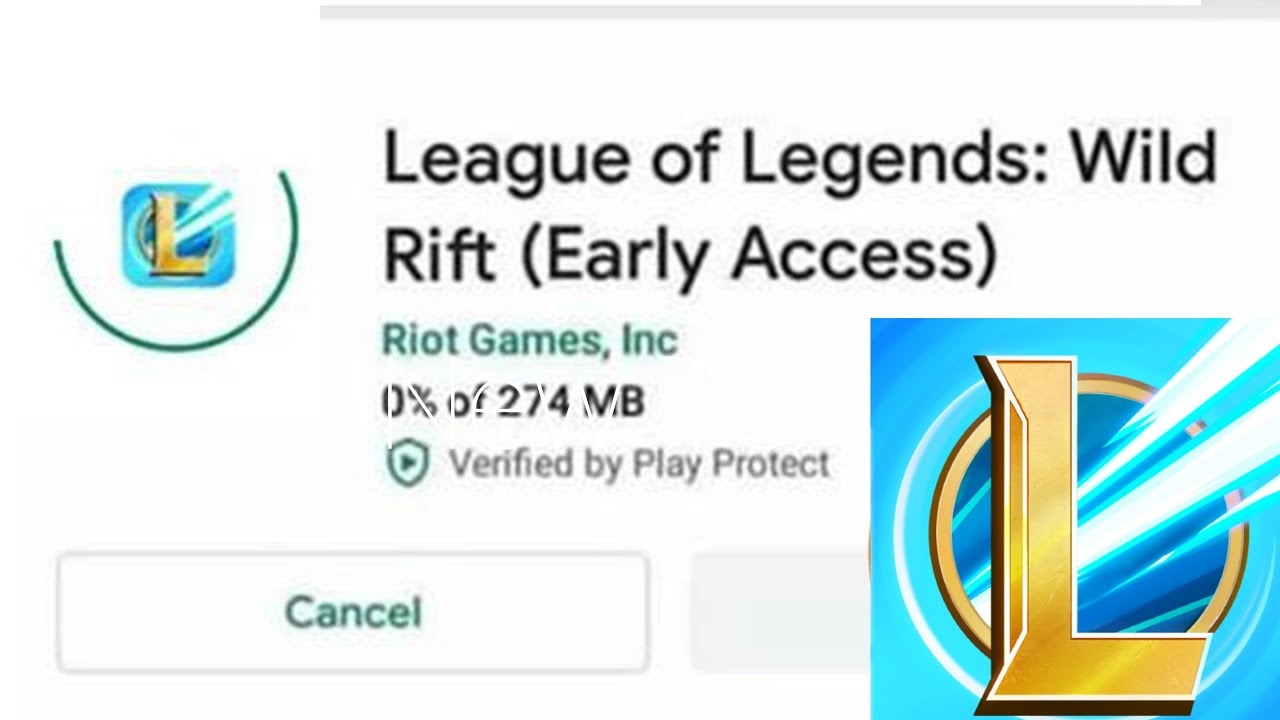 How To Download And Install League Of Legends Wild Rift Beta Lol Mobile Download Youtube
