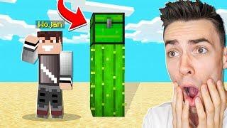 Jeśli ZNAJDZIESZ SKRZYNIĘ WYGRYWASZ to co JEST w ŚRODKU CHALLENGE w Minecraft!