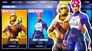 GIFTING SKINS FORTNITE SEASON 8 ITEM SHOP LIVE *NEW* (Fortnite Battle Royale)