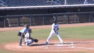 Rymer Liriano (OF) Impressive At-Bat - San Diego Padres; AFL (Nov. 5, 2012)