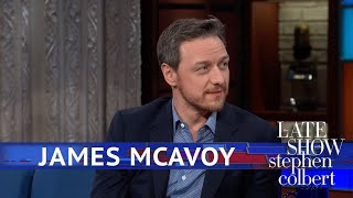 Download James McAvoy Says Saoirse Ronan Influenced 'Glass' Mp3 and Videos