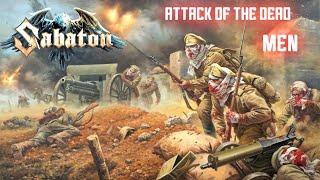 Sabaton - Attack Of The Dead Men [Lyric ]