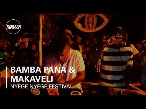 Bamba Pana & Makaveli   Boiler Room x Nyege Nyege Festival