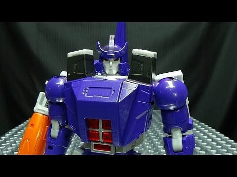 FansToys SOVEREIGN (Masterpiece Galvatron): EmGo's Transformers Reviews N' Stuff
