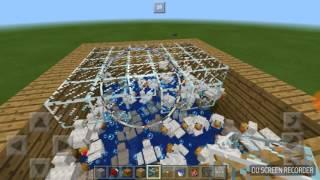 Как сделать мини ферму куриц в майнкрафт
