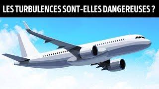 La turbulence peut-elle causer un crash d'avion ?