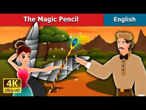 The Magic Pencil Story In English | Stories For Teenagers | English Fairy Tales
