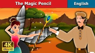 The Magic Pencil Story in English | Bedtime Stories| English Fairy Tales