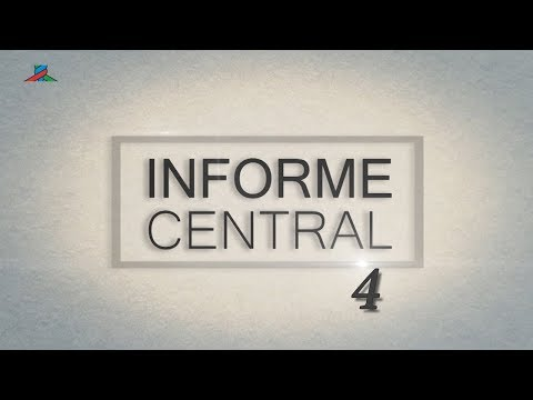 INFORME CENTRAL 4