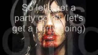 ANDREW W.K. Party Hard with Lyrics