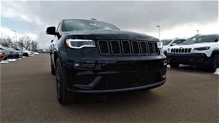 2019 Jeep Grand Cherokee Limited X: Is That a TRACKHAWK?!