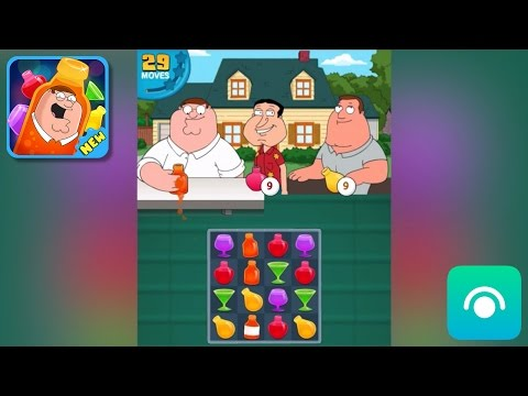 Family Guy: Another Freakin' Mobile Game - Gameplay Trailer (iOS, Android)