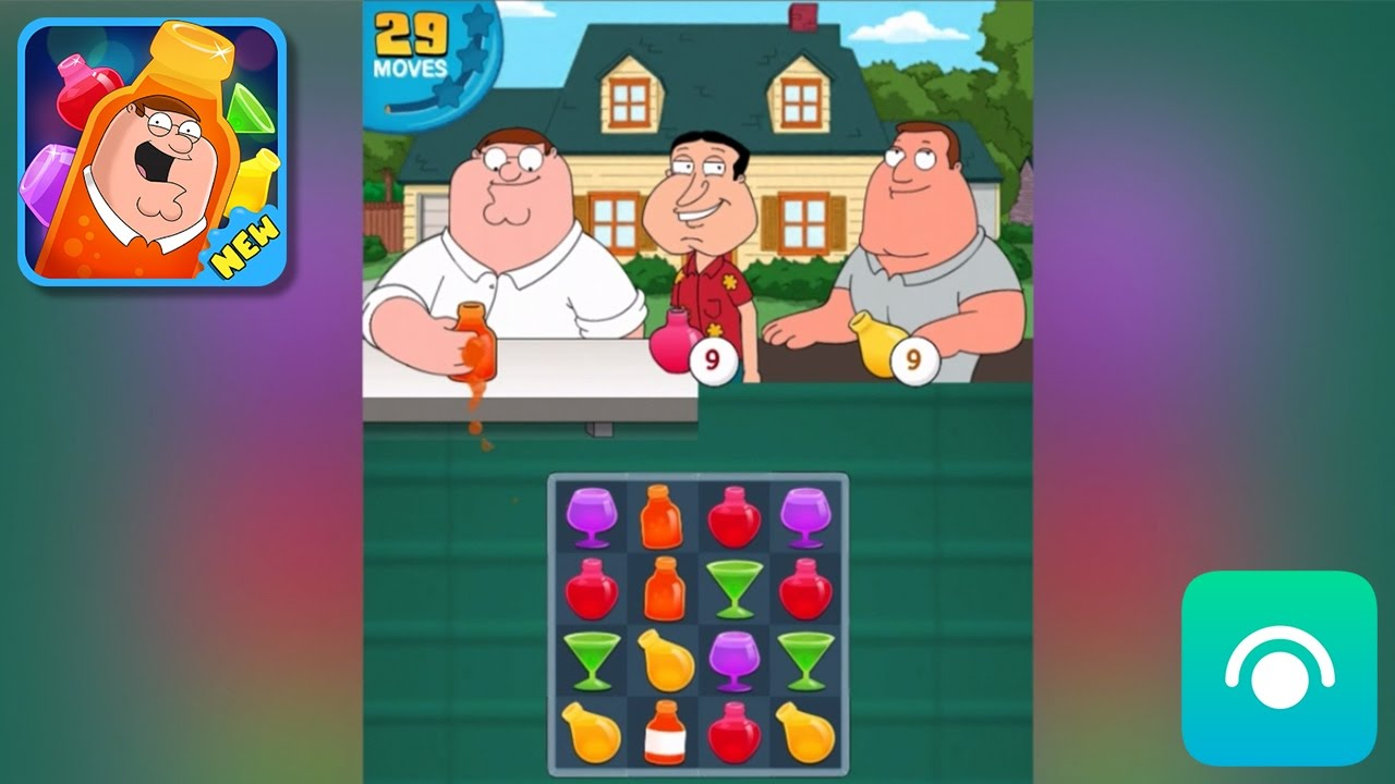 Family Guy: Another Freakin' Mobile Game - Gameplay ...