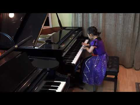 Kate Lee_ Sonatia, Op. 55, No. , 1st Movement By FR. Kulau