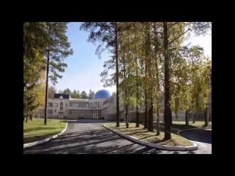 Презентация санатория Леневка. Видео обзор санатория и территории