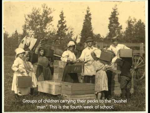 Child Labor in the United States, Early 1900