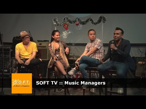 Music Managers Sharing Session