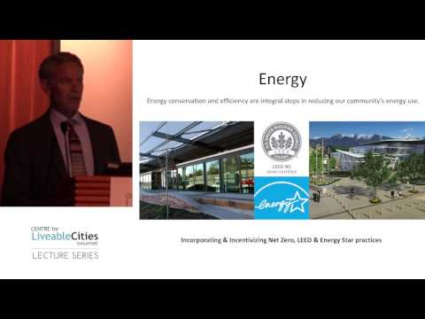 Dr Ralph Becker: Salt Lake City - Liveability in the 21st Century