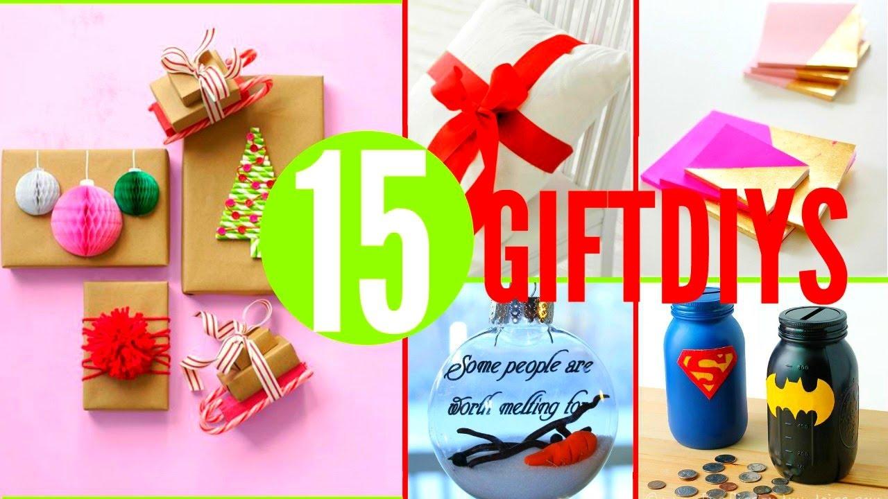 need christmas present ideas