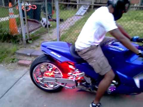 360 custom cycles ..
