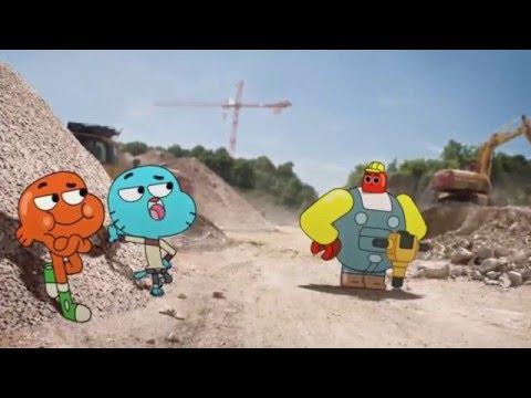 El Increible Mundo de Gumball  los niños rap ¡Santiago el crack!