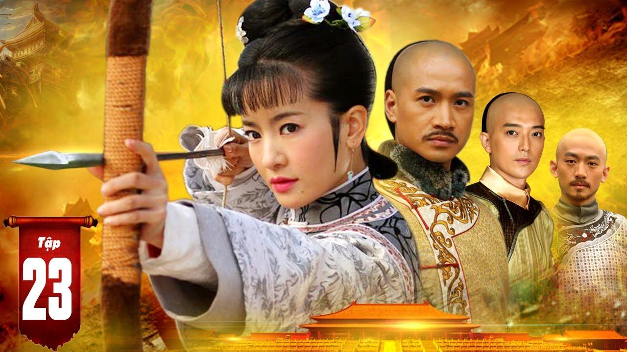 PHIM HAY 2021 | TÂN KHUYNH THÀNH TUYỆT LUYẾN - Tập 23 | Phim Bộ Trung Quốc Hay 2021